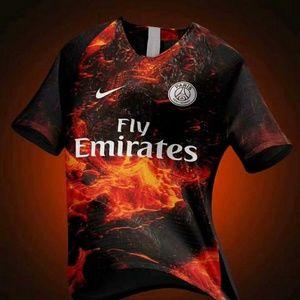 PSG JERSEY  10 NEYMAR JR EA SPORT FIFA 19 EDITION 91b73386b